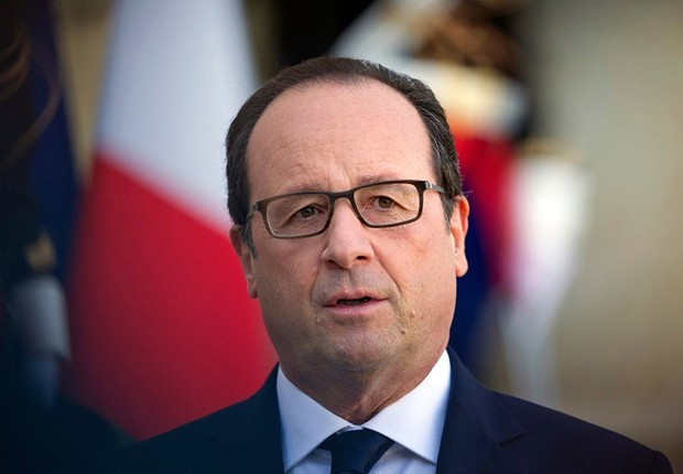 François Hollande, presidente da França (Foto: Philippe Wojaizer/Getty Images)