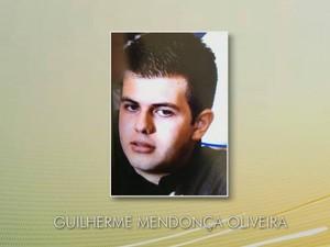 Guilherme Mendonça morreu no acidente (Foto: Reprodução/Facebook)