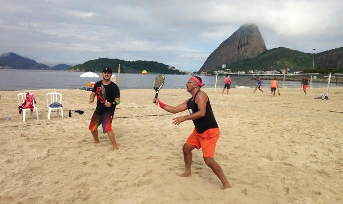 Beach tennis (Foto: Divulgação/Show de Bola)