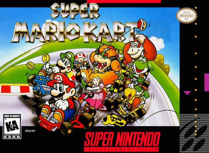 Jogo não contava com personagens da empresa (Foto  Divulgação Nintendo) Super  Mario ... d43393a0410