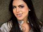 Influenciada pelo avô, Nanda Garcia começou a cantar aos seis anos