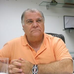 Odílio Rodrigues Santos (Foto: Bruno Giufrida)