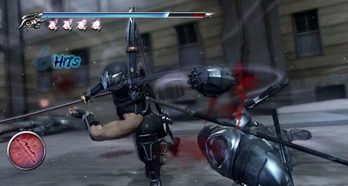 Ninja Gaiden (Foto: Reprodução)