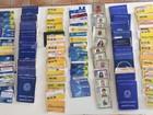 Homem é preso com 59 cartões do Bolsa Família e 17 de crédito em PE