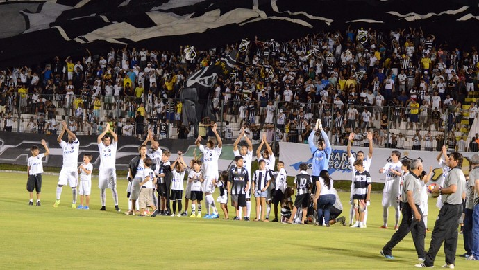 ABC - Frasqueirão (Foto: Frankie Marcone/Divulgação/ABC)