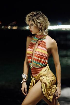 Ensaio de moda Julianne Trevisol  (Foto: Marcos Serra Lima / EGO)
