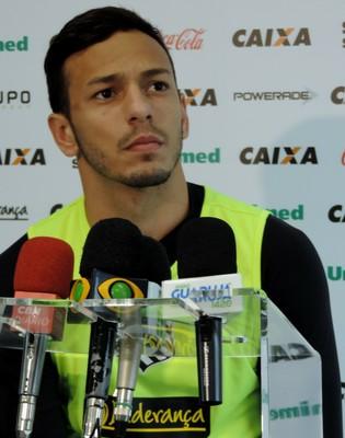 Yago Figueirense (Foto: Diego Madruga)