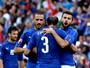 Muro de Turim: BBC italiano protege Buffon e vira ponto forte da Azzurra