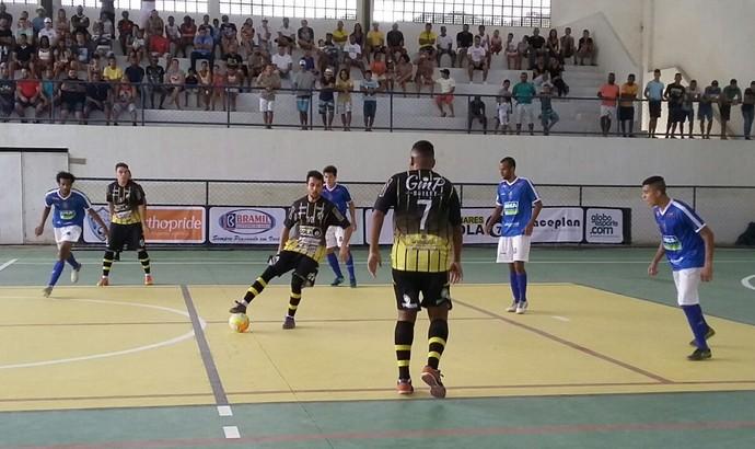 Rio Claro não tomou conhecimento de Volta Redonda e venceu por 8 a 1 (Foto: Divulgação)