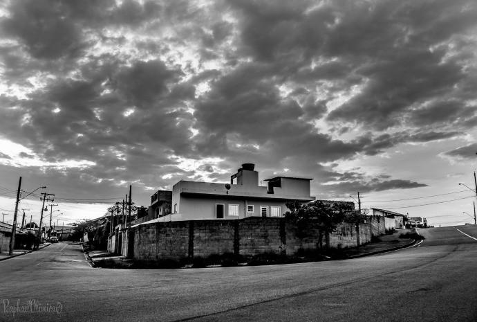 O telespectador Raphael Oliveira mandou uma bela de uma paisagem pra gente (Foto: Arquivo Pessoal / Raphael Oliveira)