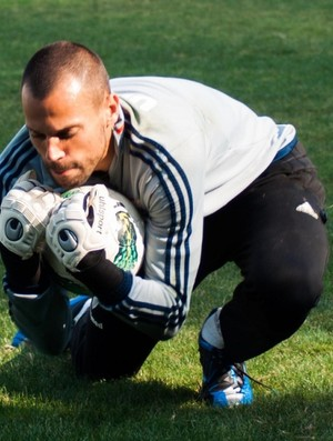 diego cavalieri fluminense (Foto: Bruno Haddad / FluminenseFC)
