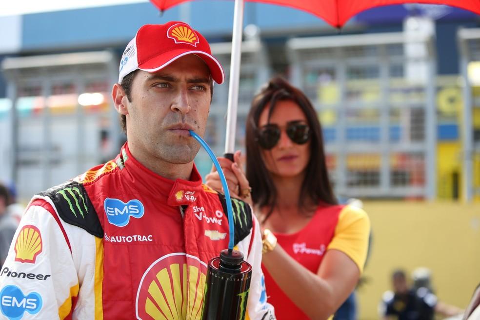 Átila Abreu, piloto da Stock Car (Foto: Divulgação)