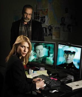 Saul Berenson é o único que pode ajudar Carrie a investigar Nicholas Brody (Foto: Divulgação / Twentieth Century Fox)