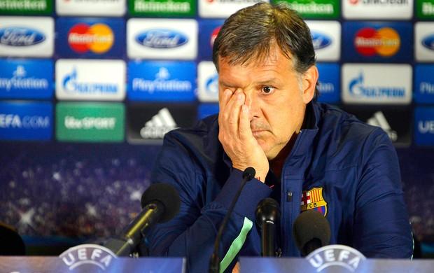 Martino Barcelona entrevista (Foto: Agência Reuters)