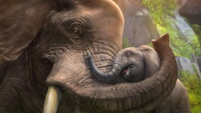 Zoo Tycoon traz mais de 100 lindos animais no Xbox One (Foto: Divulgação)