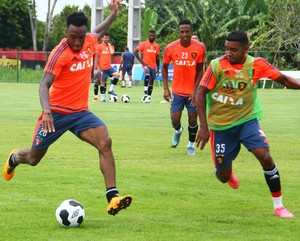 Rodney Wallace (Foto: Williams Aguiar/Sport Club do Recife)