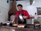Imigrante sírio abre restaurante com financiamento coletivo