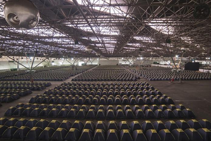Campus Party 2016, tudo 'quase pronto'; vai começar a CPBR 9 (Foto: Divulgação/CPBR9)
