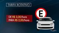 Companhia de trânsito de Petrópolis faz mudança no estacionamento rotativo