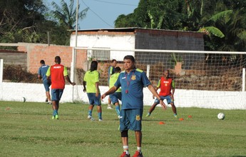Flávio quer imposição e marcação forte do Sampaio diante do Paraná