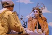 Globo mantém projeto para promover o teatro                      (divulgação Rede Globo)
