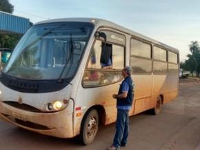 Agepan autua 43 veículos de transporte intermunicipal em MS | Mato Grosso  do Sul | G1