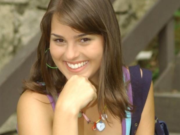 Amanda (Thiara Palmieri) em Malhação 2005