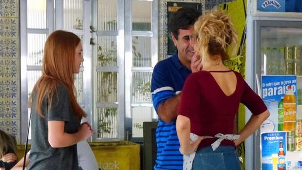 Totalmente Demais: Hugo pede Gilda em casamento (Globo )