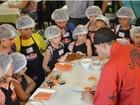 Restaurante de Campinas abre curso de sushi para crianças de 7 a 12 anos