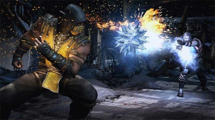 Mortal Kombat X tem bom multiplayer (Foto: Divulgação/Warner)