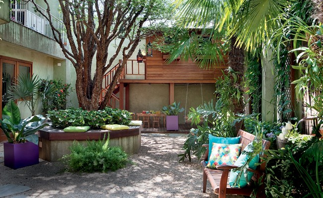 Uma nova área de recreação infantil  Casa e Jardim  Jardim