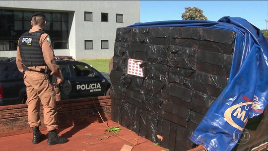 Contrabando deixa rombo superior a R$ 100 bilhões na economia do país