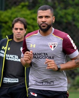 Breno São Paulo (Foto: Erico Leonan / site oficial do São Paulo FC)