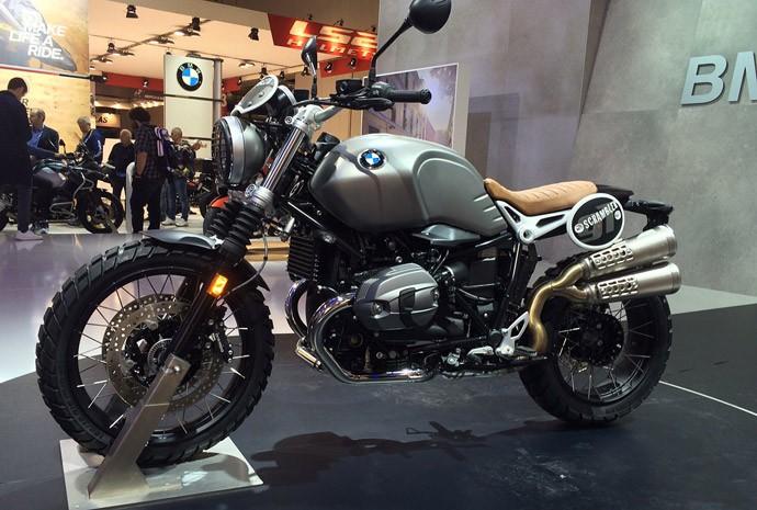 BMW Scrambler R Nine T