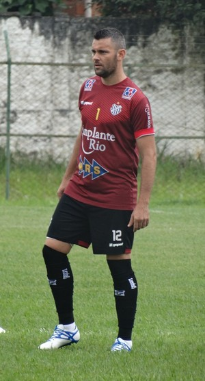 Giancarlo Tupi-MG (Foto: Leandro Colares)
