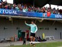 """Portugal faz treino aberto, e zagueiro fala em ganhar a Euro """"jogando mal"""""""