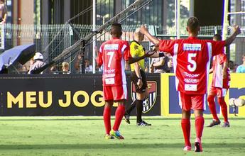 """Feliz com vice, artilheiro do Batatais destaca gol no Pacaembu: """"Um sonho"""""""