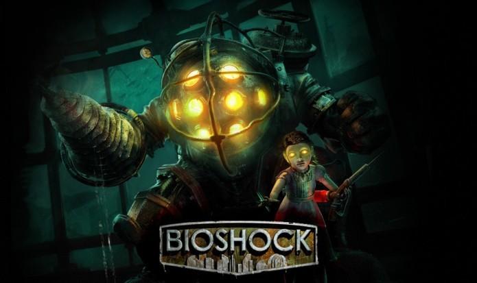Bioshock: embora não foque no gênero horror, game tem cenas assustadoras (Foto: Divulgação)