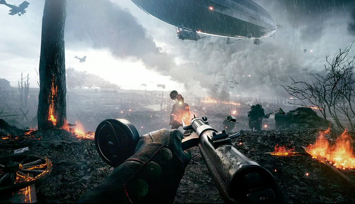 Battlefield 1 (Foto: Reprodução/EA )