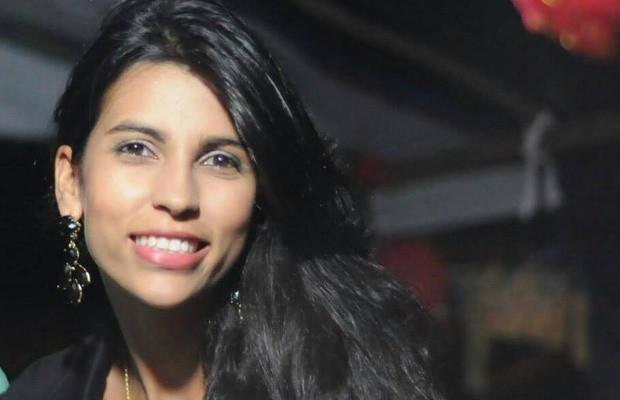 Juliana Neubia Dias, 22 anos, assassinada em Goiânia, Goiás (Foto: Reprodução/ TV Anhanguera)