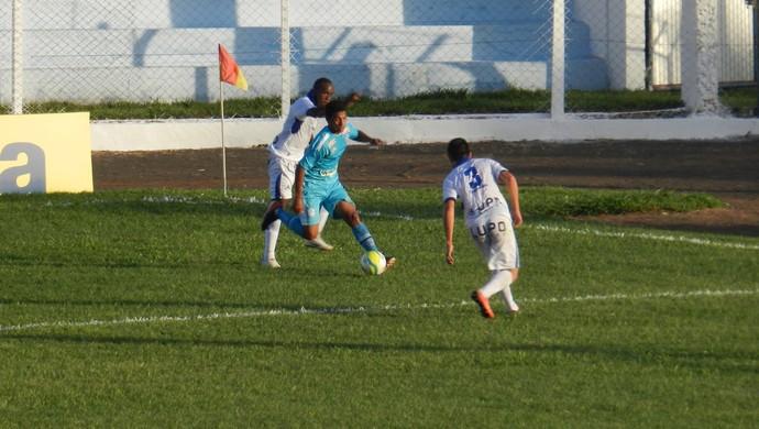 Marília x Rio Claro segunda rodada da Copinha grupo E em Osvaldo Cruz (Foto: Mateus Tarifa / Globoesporte.com)