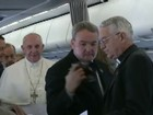 Na Jordânia, Papa Francisco pede solução pacífica para a crise na Síria