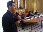 Em Paris, prefeito de Mariana critica dependência econômica da mineração