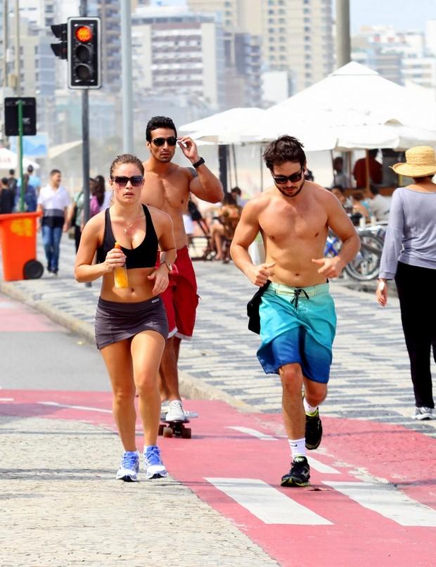 Natalia Casassola (Foto: Henrique Oliveira/ Photo Rio News)