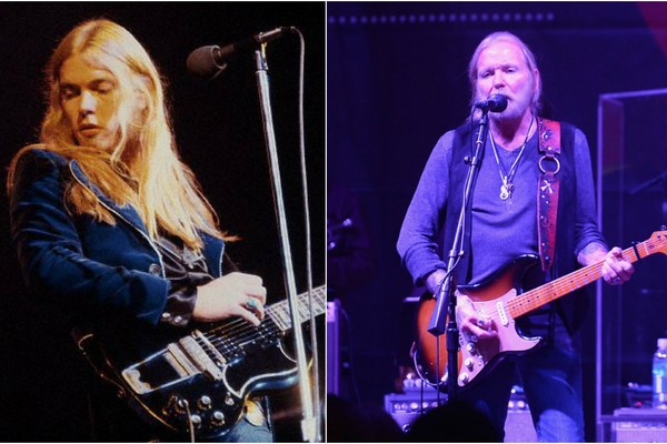 Gregg Allman fundou o The Allman Brothers Band (Foto: Getty Images)