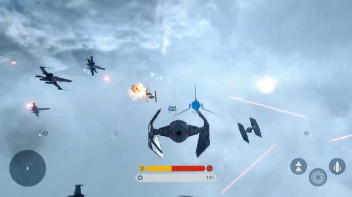 Star Wars: Battlefront (Foto: Reprodução / TechTudo)