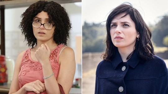 'Vade Retro': confira o antes e depois do elenco da nova série da Globo