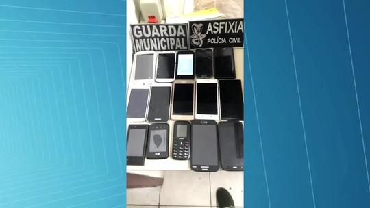Polícia prende quadrilha suspeita de roubos em shows no interior de Alagoas