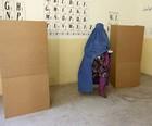 7 milhões foram às urnas no Afeganistão (Rahmat Gul / AP Photo)