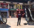 Tom Cavalcante: cenário de shopping | Divulgação